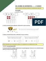 Guía de Estudio Examen 2º Básico