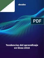 Docebo Tendencias Del Aprendizaje en Linea 2018