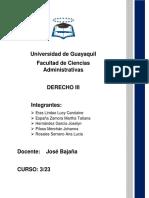 Derecho 2do Parcial 3-23CPA