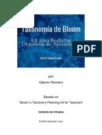 KitRedactarObjetivosAprendizaje Imprimibles Educar21 Ver1.0 Prueba