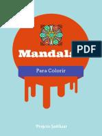 [eBook] Mandalas Para Colorir