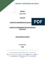 Informe Pacific-csm Ptap Ptar