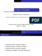 Lecture From Ideas to Ontologies - Coding