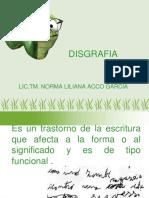 DISGRAFIA.ppt