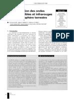 Free space optical communication  en Francais