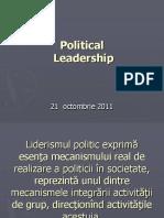 PrezentareLeadershippoliticallearning.ppt