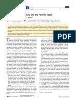 Academic paper on Black Panther's vibranium