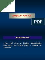 Modelo Nof - Ct Rvm 2018