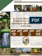 Plan de Desarrollo Turístico Local de Huicungo 2017-2025