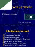 Inteligencia Artificial 2006