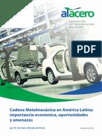 Cadena Metalmecanica en America Latina 2012_pdf