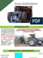 MANTENIMIENTO DEL TRACTOR AGRÍCOLA
