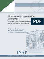 Libre Mercado y Proteccion Ambiental