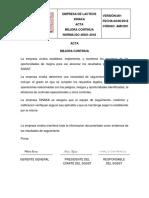 Acta Mejora Nar 10.1