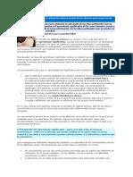 La Importancia de Conocer y Activar Los Saberes Previos de Los Alumnos Para Organizar Las Situaciones de Enseñanza