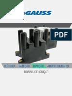 Catálogo Gauss Com o as Posições Dos Pinos Etc