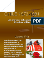 Chile Desde 1973-1981.Ppt