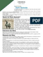 DOM QUIXOTE - ANÁLISE DA OBRA- RESUMO.docx