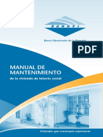 Banhvi Manual Mantenimiento 2009