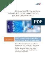 Otimização de Atendimento Hospitalar Baseada Em AI v2P