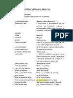 Informe 01 Yambrasbamba