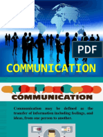CHAPTER 6 Communication
