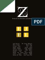 Zéjel. Revista de Arte, Literatura y Pensamiento Nº1