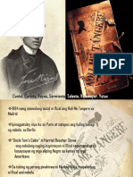 PI 100 Life and Works of Rizal - Powerpoint (Report)