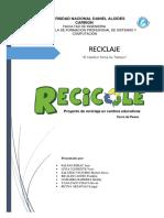 Eco Sistemass