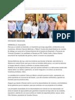 """10/06/2018 Reafirman Sylvana y """"Maloro"""" intención de garantizar cárcel a ladrones"""