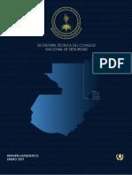 Report Enero 2017 Guatemala