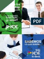 Propuesta KOE 2017 - Versión Abreviada
