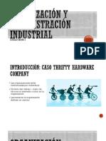 Organización y Administración Industrial 2018-1