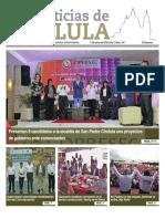 Las Noticias de Cholula del 11 de Junio