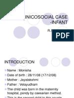 Clinico Social Case