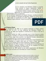 Historia Ministerio Publico