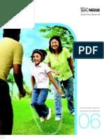 Nestle Annual Report 2006
