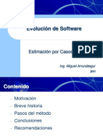 Evolución de Software - Estimación Por Casos de Uso (2)