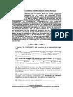 Contrato Comodato Para Bienes Muebles 2