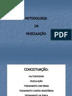 COMO MONTAR FICHAS DE TREINO-MUSCULAÇÃO.ppt