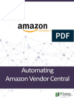 Amazon Vendor Centrale Book
