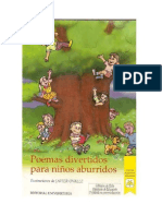 Poemas Diversos Para Niños Aburridos