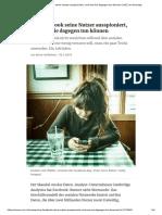Wie Facebook Seine Nutzer Ausspioniert, Und Was Sie Dagegen Tun Können