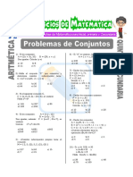 Problemas de Conjuntos Para Quinto de Secundaria (1)