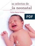 Temas Selectos de Cirugia Neonatal
