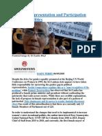 Women's Representation and Participation in Formal Politics.docx