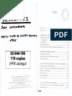 Cottingham - Descartes