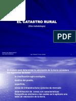 Tema 5 - Otra Metodologia Catastro Rural