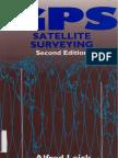 [1995] GPS Satellite Surveying