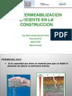 Materiales de Impermeabilizacion en Vivienda